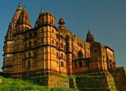 Orchha Travel