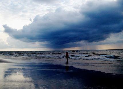 Rain in Goa