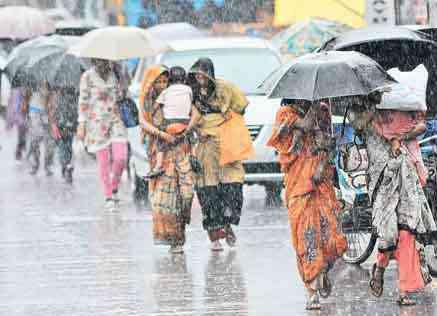 Ranchi rain