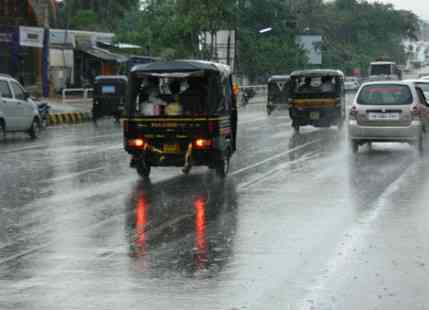 Rainfall to continue over East India