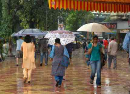 Parts of Madhya Pradesh receive good Monsoon rains, more in the offing