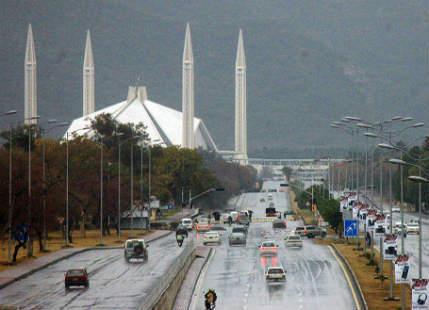 Parts of Pakistan to observe good rainfall activity
