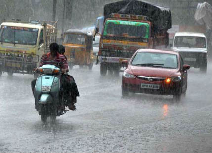 Chennai rain