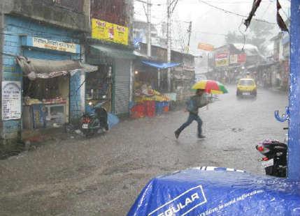 Dharamsala rain
