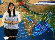 04 August, 2015 Monsoon Update: Skymet Weather
