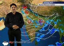 [Hindi] National Weather Video Report For 03-08-2015