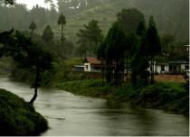 Rain in Cherrapunji