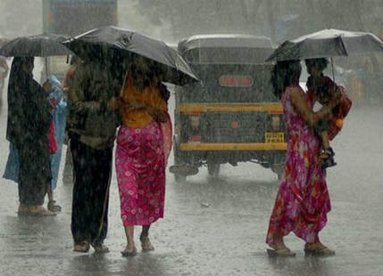 Rain in Telangana