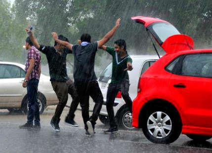 Break Monsoon Period