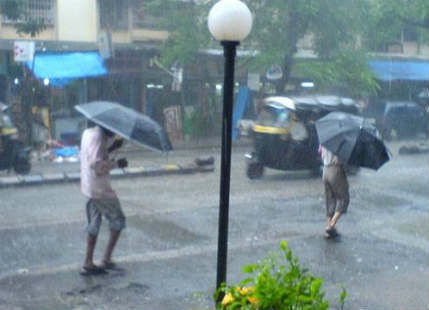 Vidarbha and Telangana to receive rain