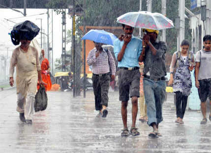Prolonged spell of rain in the offing for Patna