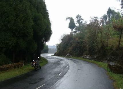 Shillong rain