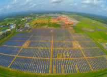 Kochi Airport Goes Solar
