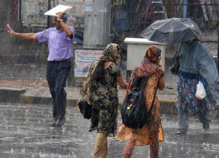 Bangalore Rain