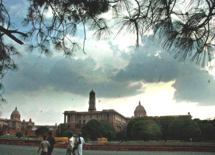 Clouds Delhi