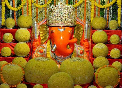 Ganesh Chaturthi sweets