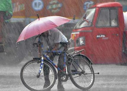 MP Rain