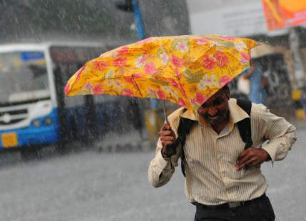 Bangalore receives good rain, more in the offing