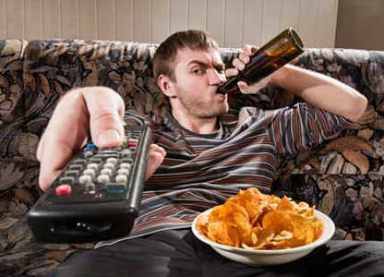 The Couch Potato Syndrome: How to get rid of it