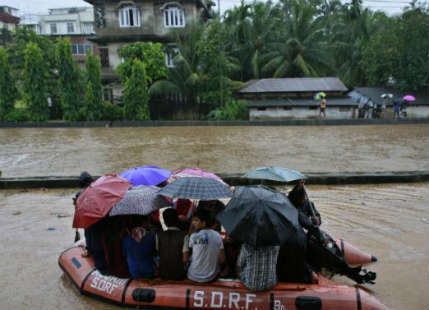 Northeast India likely to get relief from Northeast India