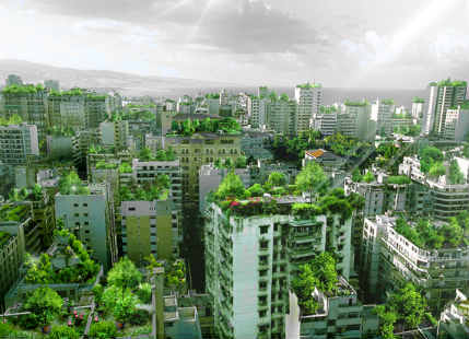 Green roofs in India