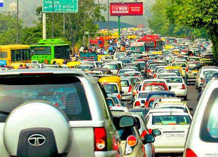 Car Free Day Gurgaon