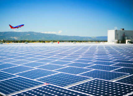 Indian Airports Going Solar