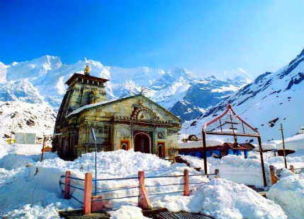 Kedarnath to become new hub for winter sports | Skymet ...