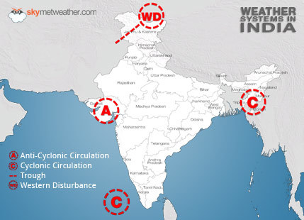 Weather Forecast For India