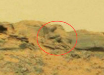 Is there a Buddha Statue on Mars? NASA doesn't think so