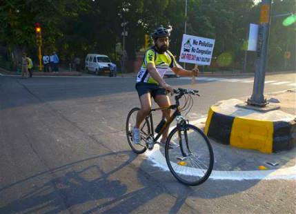 car free day in new delhi