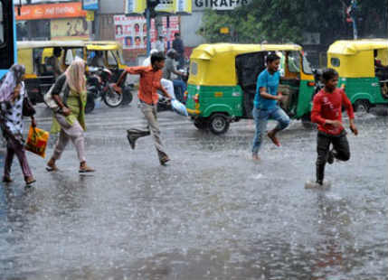 More rain in the offing for East and Northeast India