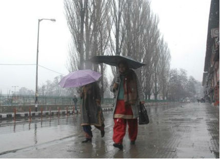 heavy rains in J and K