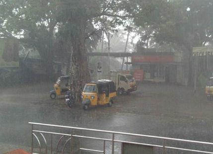 Rain in TN