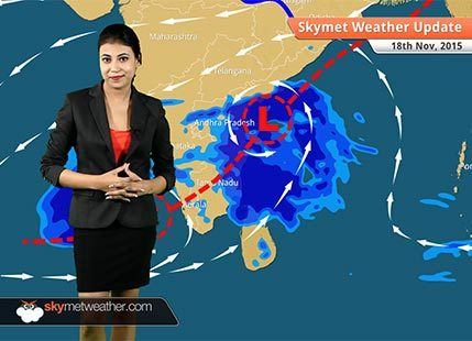 Weather Forecast for November 18, 2015: Skymet Weather