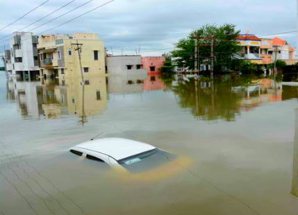 Tamil Nadu Floods