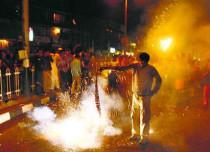 Noida Diwali Pollution