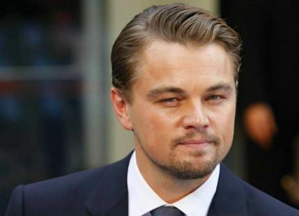 Leonardo DiCaprio in India