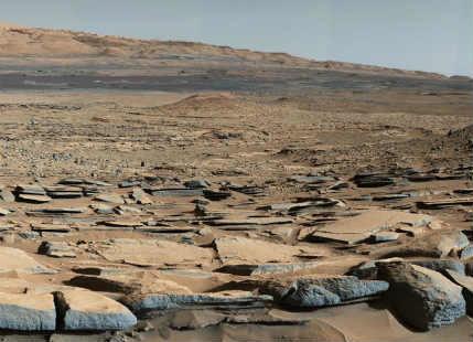 The Sun robbed Mars' Atmosphere, says NASA