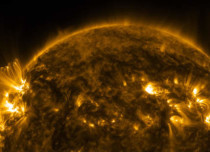 NASA releases spectacular ultra HD video of the Sun
