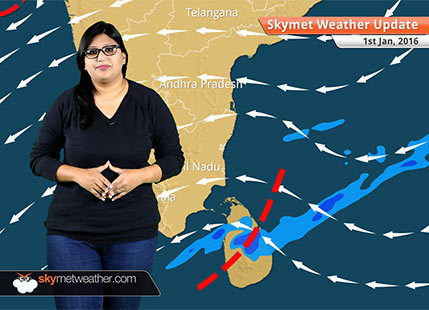Weather Forecast for January 1: Central and West India witness hot day conditions