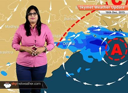 Weather Forecast for December 18: Western Disturbance affecting North India