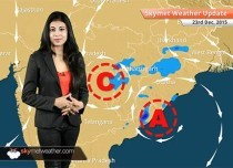 National Weather Video Report For 23-12-2015