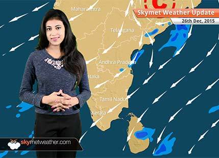 Weather Forecast for December 26: Rain and snow in Jammu and Kashmir, Himachal Pradesh