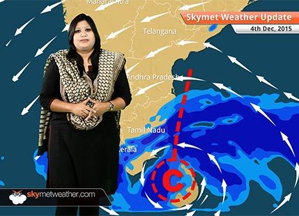 National Weather Video Report For 04-12-2015