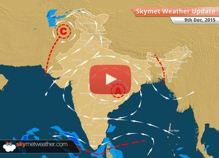 Weather Forecast for December 9, 2015 Skymet Weather