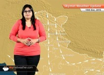 National Weather Video Report For 19-12-2015