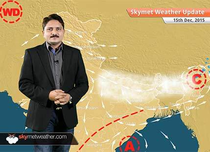 Weather Forecast for December 15: Parts of North India will witness Cold wave conditions
