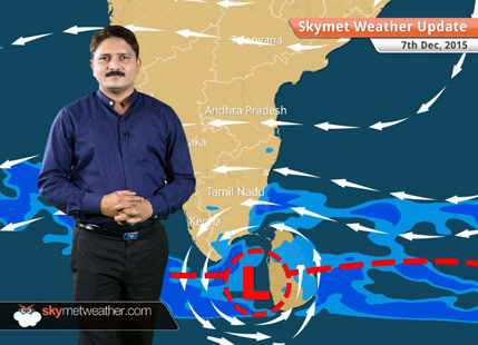 Weather Forecast for December 7: Dry weather over North, East and Central India
