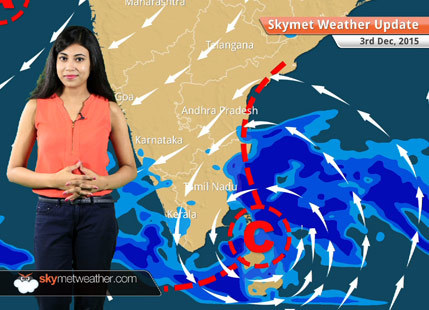National Weather Video Report For 03-12-2015